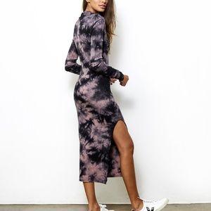 Young Fabulous & Broke Teak Burst Portia dress